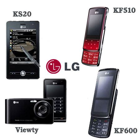 lg mobile mobile phone tips lg mobiles and touch screen phones