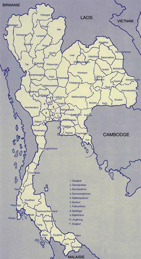 guide thailande carte de koh phi phi