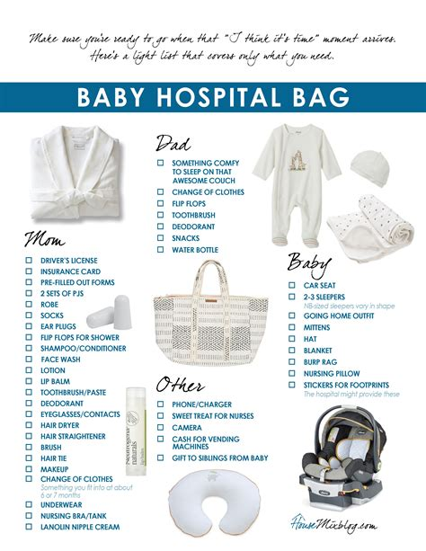 I Went To The Hospital To Get My Corn Removed Th by Baby Hospital Bag Checklist Hospital Bag Babies And Bag