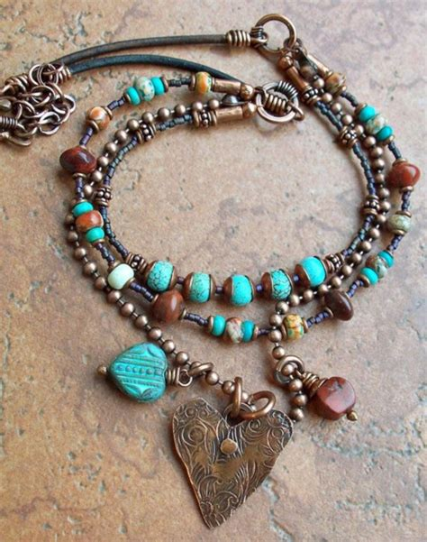 40 Boho Jewelry Ideas to Enhance your Gypsy Spirit