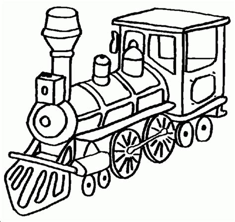 train coloring pages coloring lab