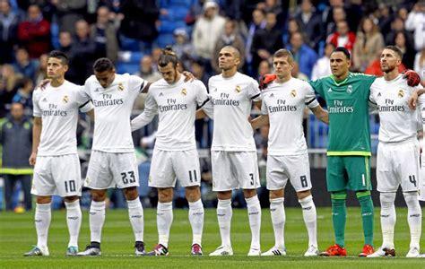 imagenes del real madrid jugadores 2015 valora a los jugadores del real madrid marca com