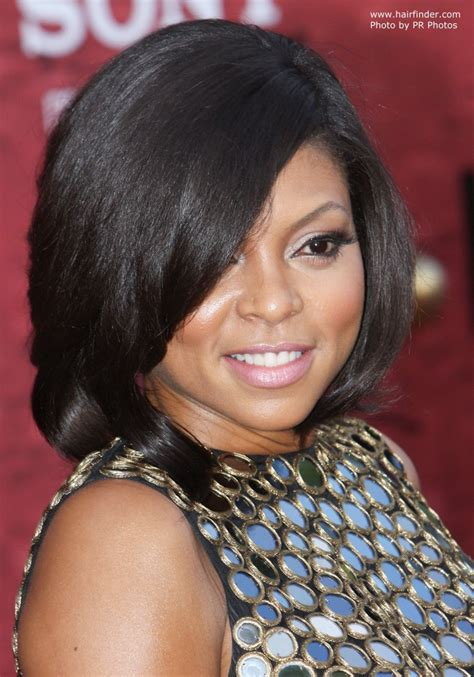 what type of hair does taraji henson weave taraji p henson bob haircut haircuts models ideas