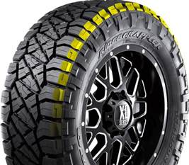 Truck Wheels Discount Tire Nitto Ridge Grappler A Fresh Look On Hybrid Light Truck
