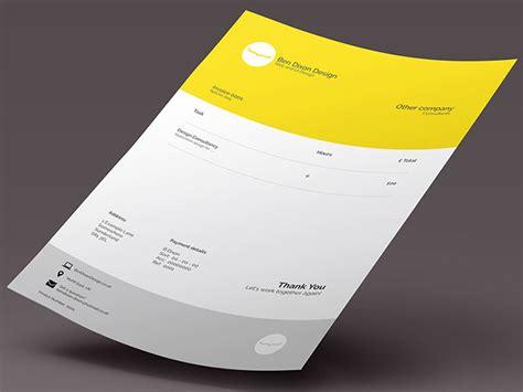 invoice modern design 35 striking invoice designs web graphic design bashooka
