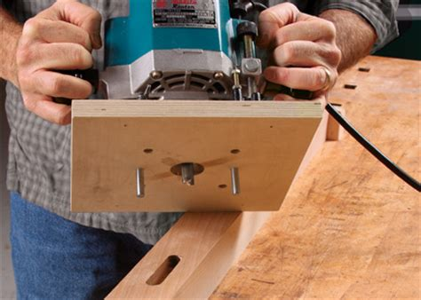 que woodwork self centering mortising base for the router finewoodworking