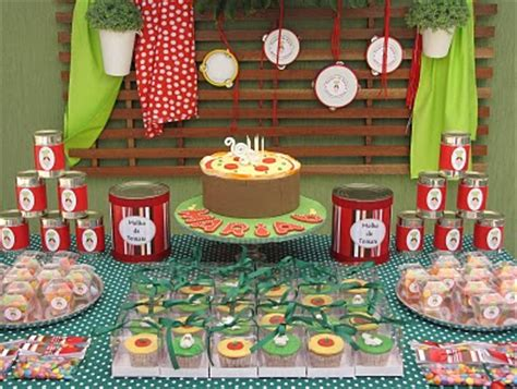 pizza party decorations pizza party table decor kids boys pizza party on pinterest pizza party kids pizza