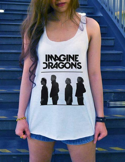 Vest Jaket Sweater Hoodie Mercedes Keren Yomerch imagine dragons shirt alternative rock from inakedapparel on etsy