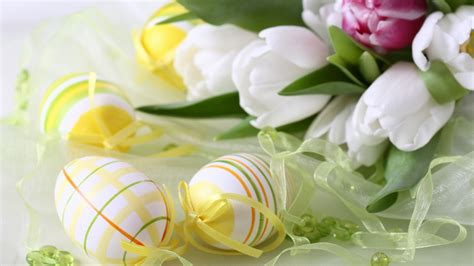 Easter Flowers by Easter Flowers Wallpaper Wallpapersafari