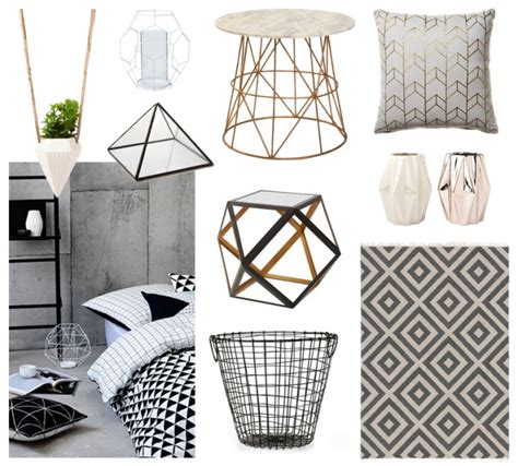 geometric home decor archives sara elman