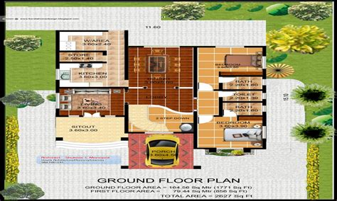 2 floor villa plan design small villa floor plans 2 bedroom villa floor plans small