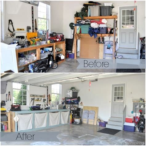 2 car garage organization ideas 10 inexpensive tips to organize the garage