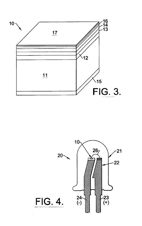 light emitting diode reliability patent us6946682 robust iii light emitting diode for high reliability in standard