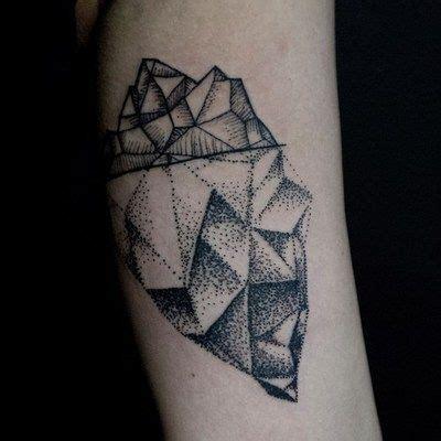tattoo geometric montreal 1000 images about tatoos iceberg on pinterest geometric