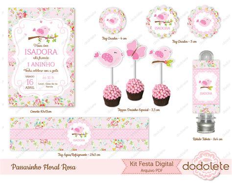 conhe 231 a 7 op 231 245 es de editores de v 237 deo gratuitos para festa passarinhos rosa floral le passarinho proven 231