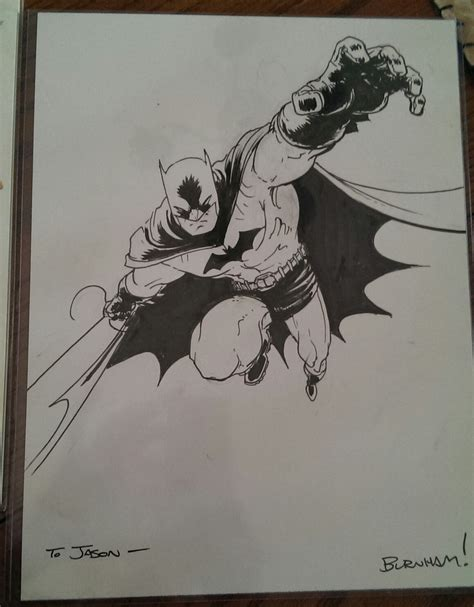 sketchbook reddit batman sketch chris burnham did for me today batman