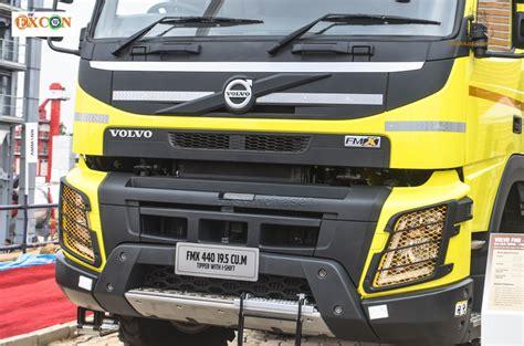 volvo trucks india volvo trucks india at excon 2015 bengaluru svmchaser