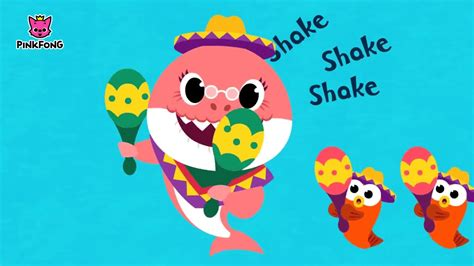 baby shark band the shark band sing along with baby shark pinkfong songs