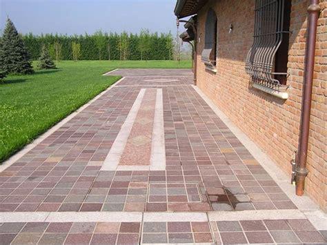 pavimento da giardino prezzi pavimenti per esterni pavimento da esterno