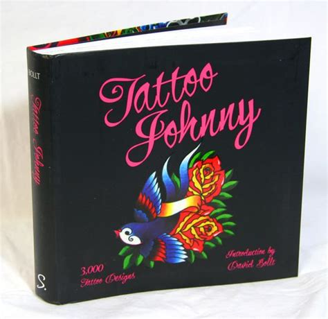 tattoo johnny book quot johnny 3 000 designs quot by johnny