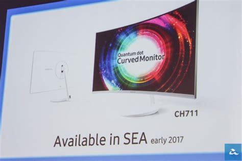 Harga Samsung Quantum Dot wow monitor quantum dot terbaru dengan skrin melengkung