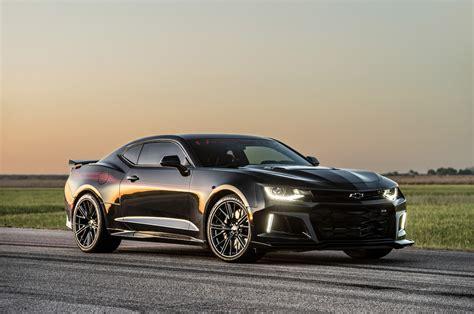 "Hennessey's New ""Exorcist"" Chevrolet Camaro ZL1 Set to"