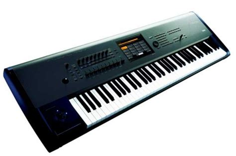 Keyboard Korg the korg kronos workstation features nine synthesis engines synthtopia