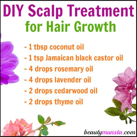 Diy Shoo For Hair Growth