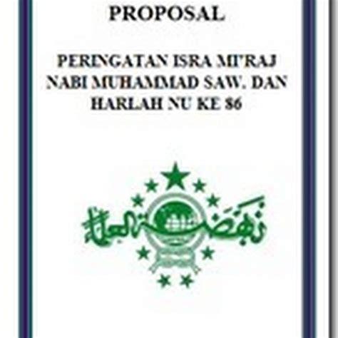 contoh membuat proposal isra mi raj contoh proposal kegiatan isra mi raj