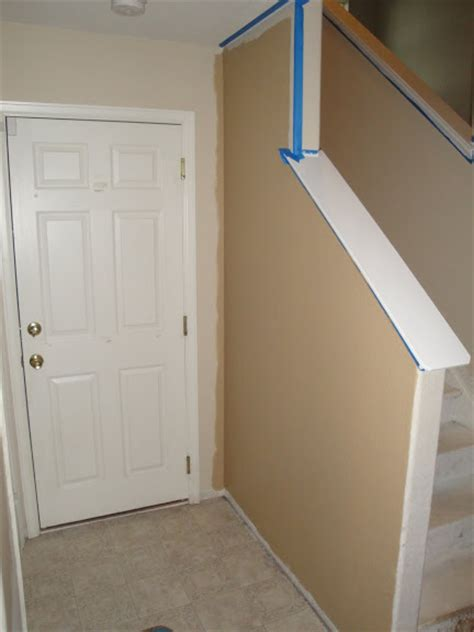 behr paint color basketry mr homeowner tear this wall more progress but