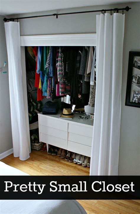 Diy Small Closet by Ideas For Organizing A Small Closet On A Budget Closet