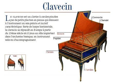 clavecin tout pour la musique