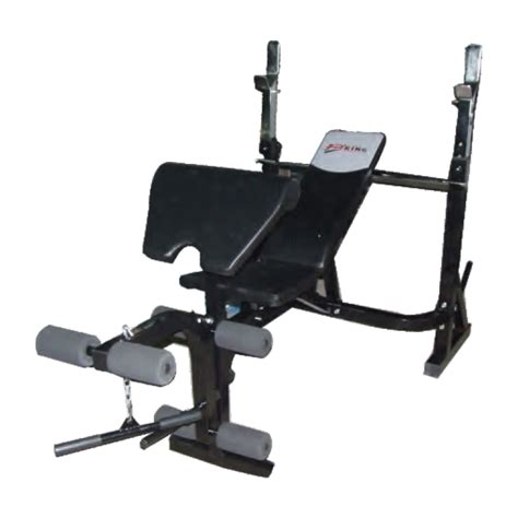 york db4 bench fitking b 130 s