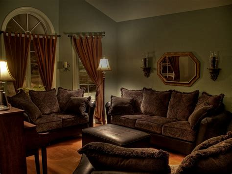 what paint color goes with brown sofa what color paint goes with dark brown furniture tags