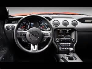 2015 ford mustang interior 5 1024x768 wallpaper