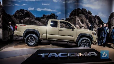 The All New 2016 Toyota Tacoma The All New 2016 Toyota Tacoma