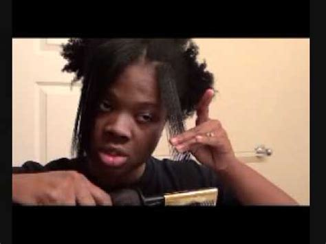 straighter for black women flat iron vs hot comb on natural hair watch the