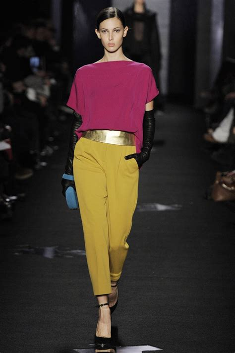 cool color combos cool color combos fall 2012 runway trend cool color