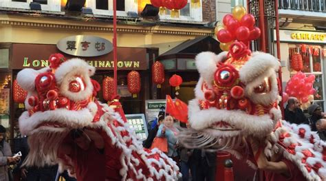 new year lions new year 2016 china exchange