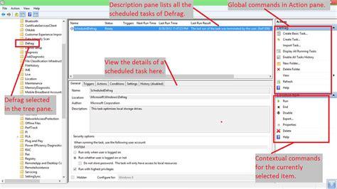 modify scheduled tasks in windows 8 and windows server 2012 windows 8 task scheduler