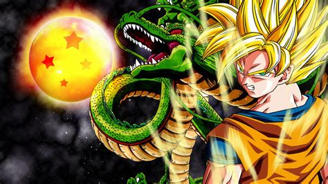 dragon ball z christmas wallpaper dragon ball z ps4wallpapers com