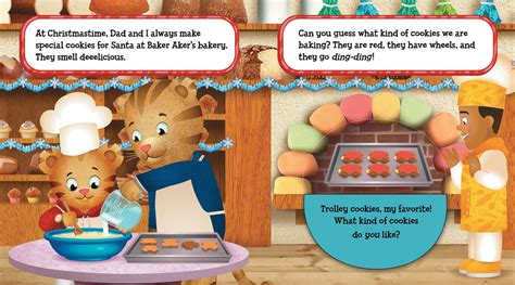 Board Book Merry Daniel Tiger By Angela C Santomero Buku merry daniel tiger book by angela c santomero jason fruchter official