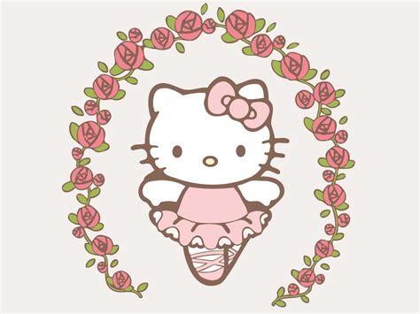 imagenes de hello kitty bailarina hello kitty bailarina im 225 genes y fotos