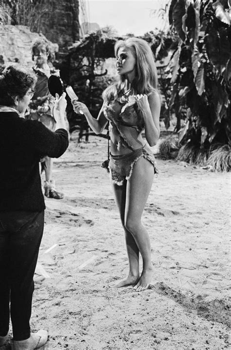 Loana Set 3 In 1 by On The Set Of One Million Years B C Raquel Welch