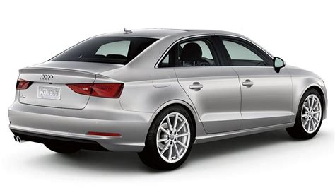 length audi a3 2015 audi a3 sedan review just the right size