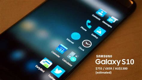 samsung galaxy  specs price  release date tech prophesy