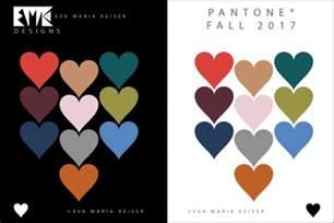 pantone fall 2017 eva maria keiser designs explore color pantone 174 fall