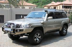 4 8 Nissan Patrol Nissan Patrol 4 8 Grx Photos And Comments Www Picautos