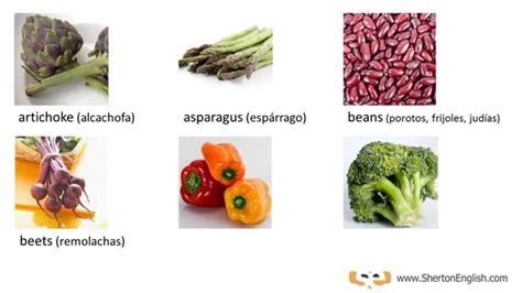 q es vegetales en ingles vocabulario ingl 233 s las verduras vegetables