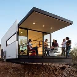 frank lloyd wright inspired prefab house
